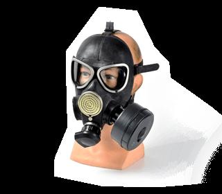 Противогазы гражданские, промышленные (ГП, ППФ) и фильтры