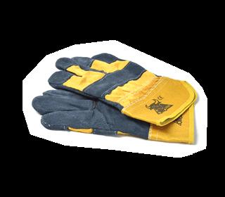 Защитные перчатки и краги