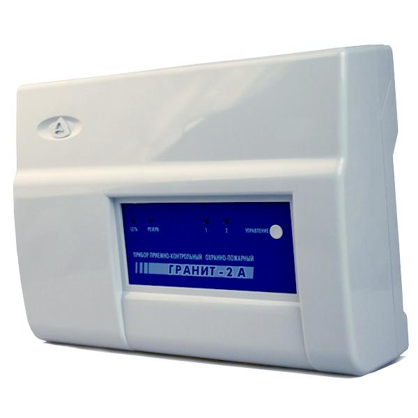 Прибор для охраны по GSM и ГТС каналам на 2 шлейфа