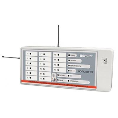 Прибор адресный радиоканальный управления оповещением