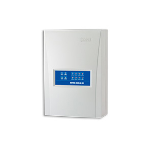 Контроллер с поддержкой 2 сетей стандарта GSM/GPRS-900/1800, оповещение голосовое и SMS на 8 номеров