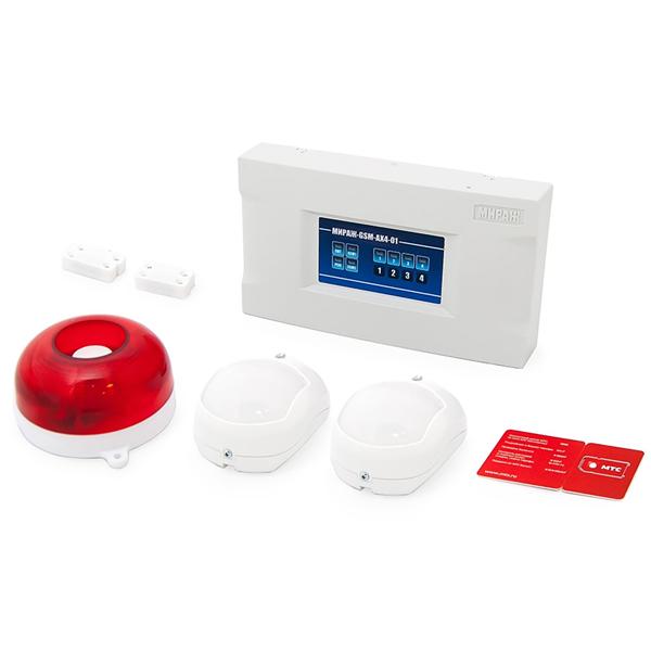 Комплект проводной GSM-сигнализации
