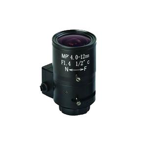 Мегапиксельный вариофокальный объектив для камер с разрешением 3 Мп