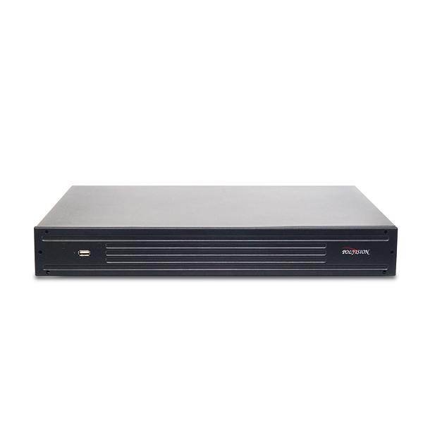 24-канальный IP-видеорегистратор для установки в 19