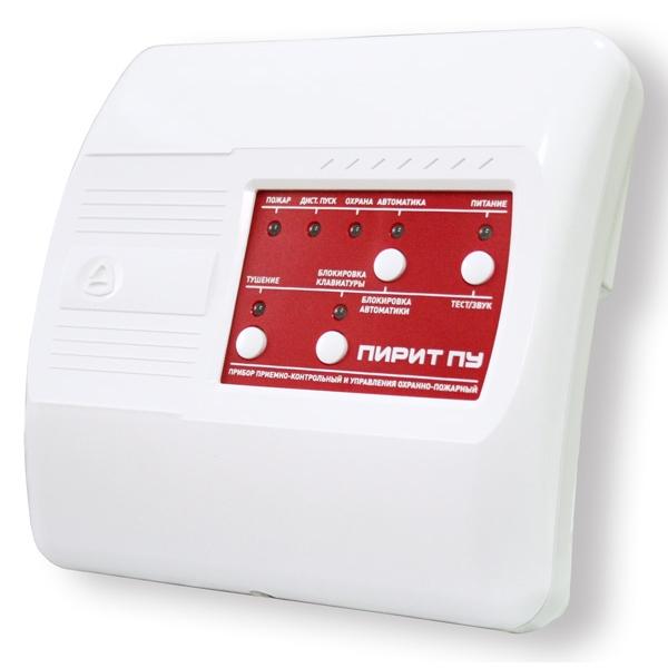Прибор приемно-контрольный и управления охранно-пожарный