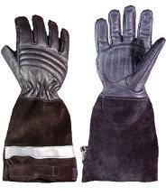 Перчатки пожарного ВСВ Комфорт Лайт (с крагой)
