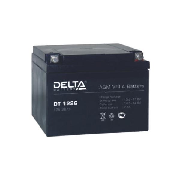 Cвинцово-кислотная аккумуляторная батарея серии DT
