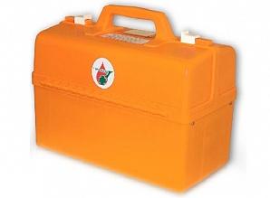 Комплект медицинский для школьных автобусов (пластиковый саквояж)