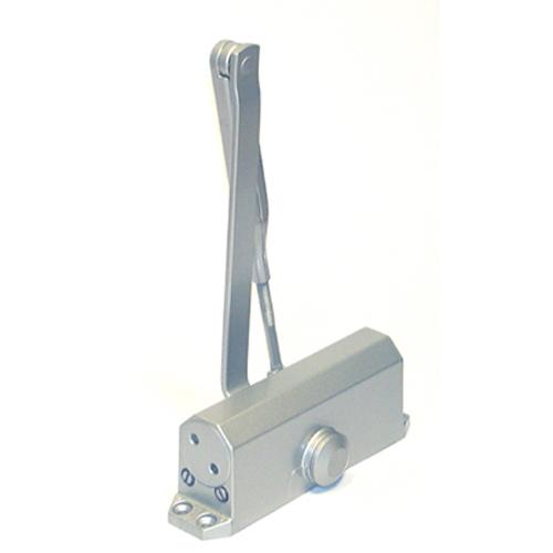 Двухскоростной доводчик для дверей весом не более 90 кг