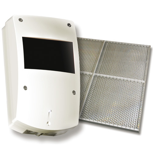 Извещатель пожарный дымовой оптико-электронный линейный адресно-аналоговый ИП 212-118