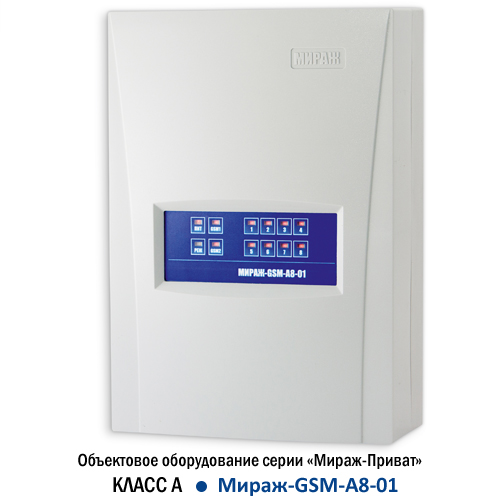 Контроллер с поддержкой 2-х сетей стандарта GSM/GPRS-900/1800