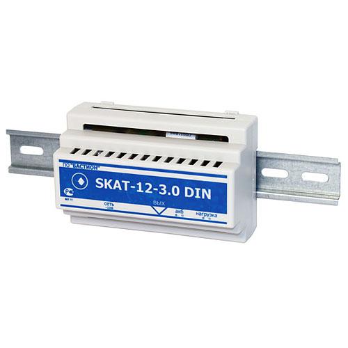 Источник вторичного электропитания резервированный SKAT-12-3.0-DIN