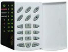 С 2000-КС (пульт и клавиатура со светодиодным индикатором на 20 охр. и пожар. зон)