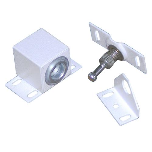 Электромеханический накладной миниатюрный универсальный замок
