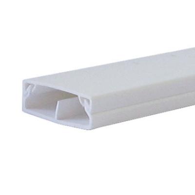 Короб монтажный с сечением 30/2x10 мм