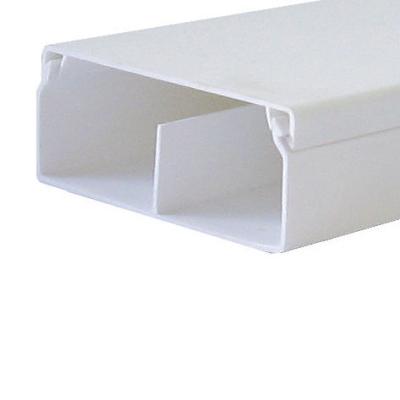 Короб монтажный с сечением 60/2x25 мм