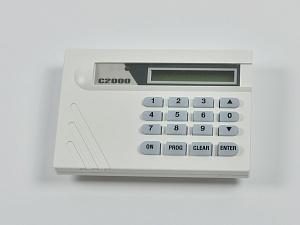 С-2000 Пульт контроля и управления