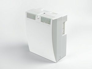 Скат-1200С (12В, 1А в режиме резерва до 1,5 А, отсек под АКБ 1штх12В) пластиковый корпус