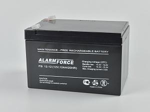 Аккумуляторная батарея 12В 12 Ач, 155х95х98 мм