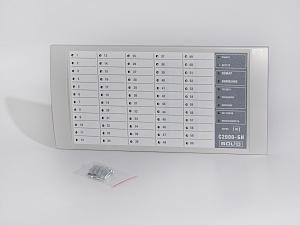 Блок индикации С 2000-БИ (контроль состояния 60 разделов, внешнее питание 12-24 В)