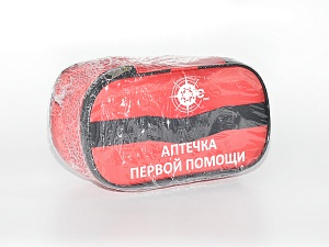 Аптечка первой помощи работникам (по приказу № 169н) сумка