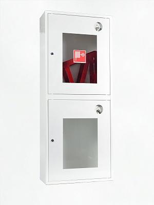 Шкаф пожарный Пульс ШПК-320НОБ (навесной открытый белый)
