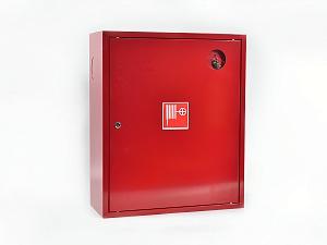 Шкаф пожарный Пульс ШПК-310НЗК (навесной закрытый красный)
