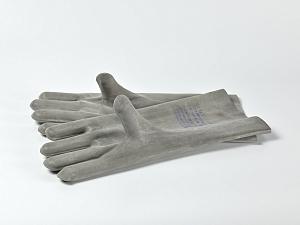 Перчатки диэлектрические со швом (защита до 1 кВ)