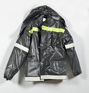 Боевая одежда пожарного из винилискожи (III уровень защиты)