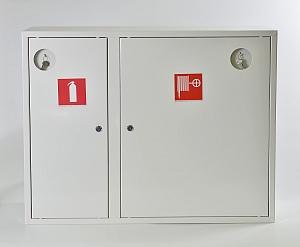 Шкаф пожарный ШПК-315НЗБ (навесной закрытый белый)