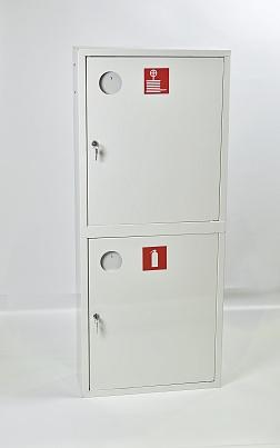 Шкаф пожарный Пульс ШПК-320НЗБ (навесной закрытый белый)
