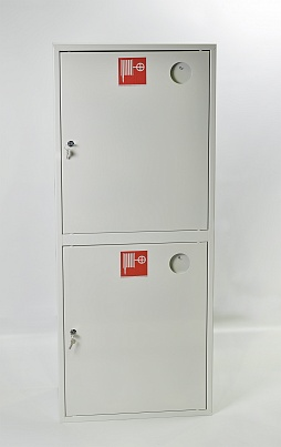 Шкаф пожарный Пульс ШПК-320-21НЗБ (навесной закрытый белый)