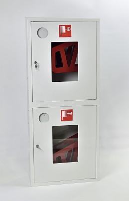 Шкаф пожарный ШПК-320-21НОБ (навесной открытый белый)