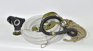 Противогаз шланговый ПШ-1С (с сумкой)
