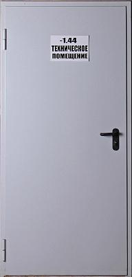 Дверь противопожарная ДПМ-01/60 (EI 60)