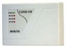 С 2000-ПИ (преобразователь интерфейсов RS-232/RS-485, повторитель интерф. RS-485)