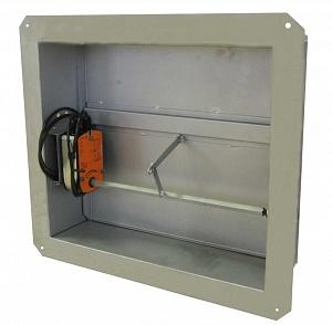 Клапан дымоудаления КДМ-2 (550х440х165 мм)
