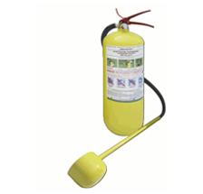 Огнетушитель порошковый специальный (D) ОПС-5