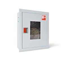 Шкаф пожарный ШПК-310ВОБ (встраиваемый открытый белый)