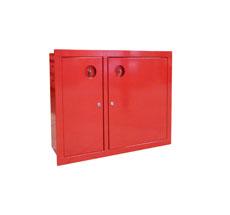 Шкаф пожарный ШПК-315ВЗК (встраиваемый закрытый красный)
