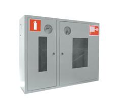 Шкаф пожарный ШПК-315НОБ (навесной открытый белый)