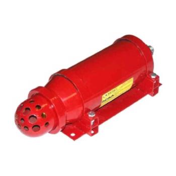 Модуль порошкового пожаротушения с зарядом 2 кг