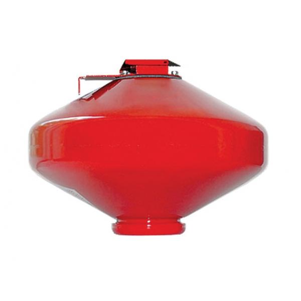 Модуль порошкового пожаротушения с индикатором исправности цепи запуска