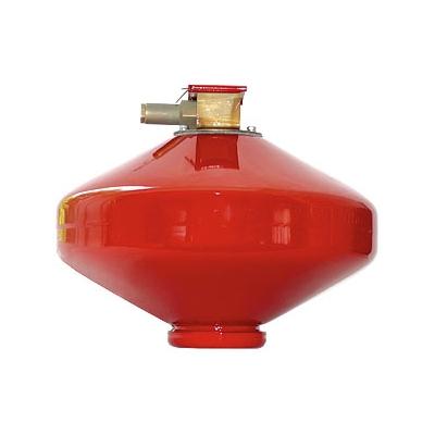 Модуль порошкового пожаротушения во взрывозащищённом исполнении