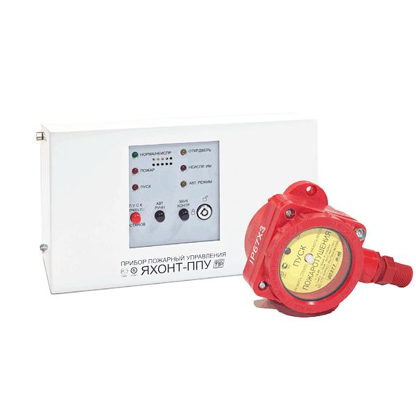 Прибор пожарный управления ППУ0149-1-1