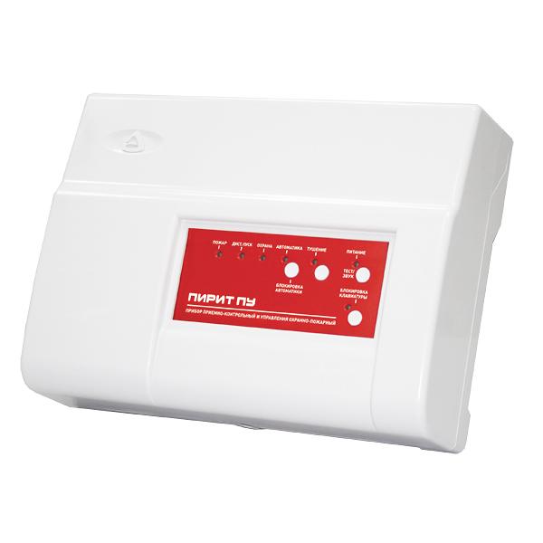 Прибор приёмно-контрольный и управления охранно-пожарный