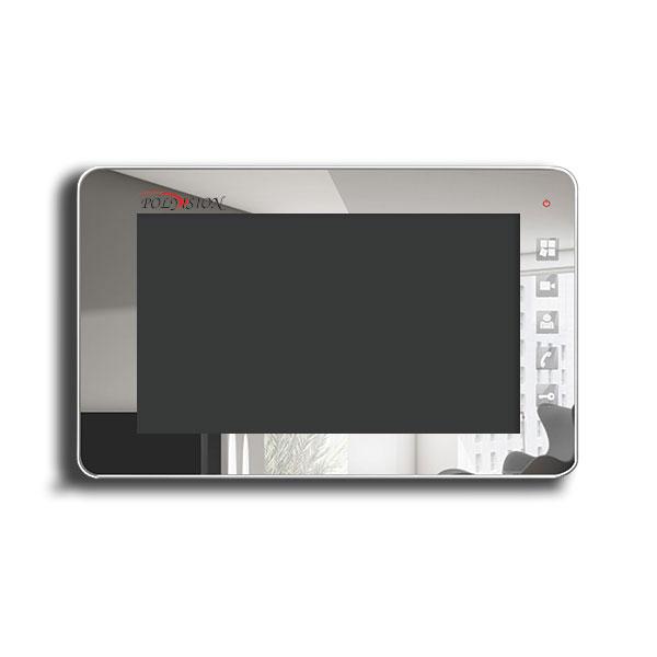 PVD-7S v.7.3 chrome цветной видеодомофон