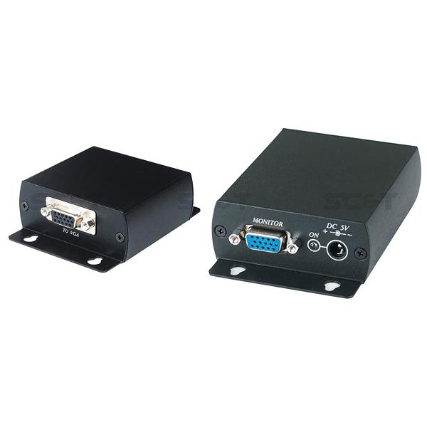 Комплект (TTA111VGA-T+TTA111VGA-R) для передачи VGA сигнала по витой паре