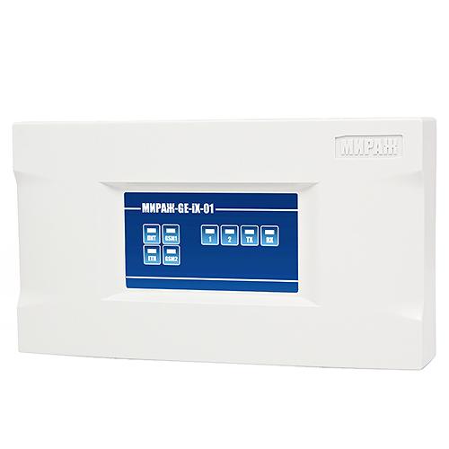Контроллер для интеграции с приемно-контрольным оборудованием сторонних производителей