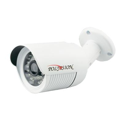 Уличная IP видеокамера 1080p с фиксированным объективом